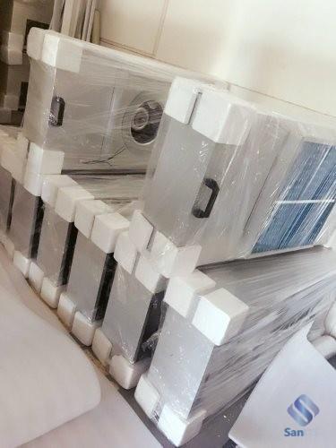фильтровентиляционные модули ламинарного укрытия