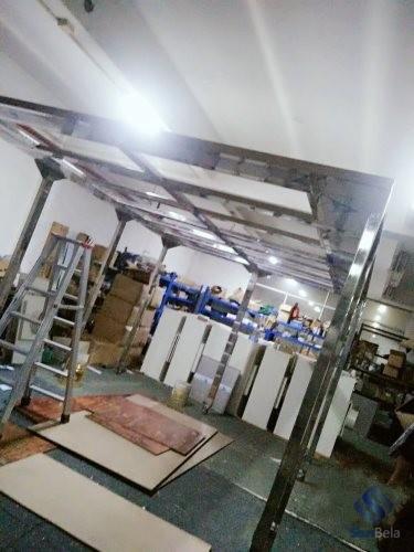 рама ламинарного укрытия SANBELA