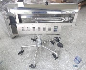 Сортировщик и полировщик капсул модели CP100 в комплекте с двумя щетками