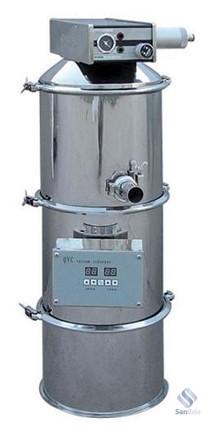 Пневматический вакуумный загрузчик ТЖК и порошка модели QVC-1