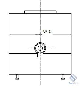 Высокоскоростной смеситель-гранулятор серии GHL