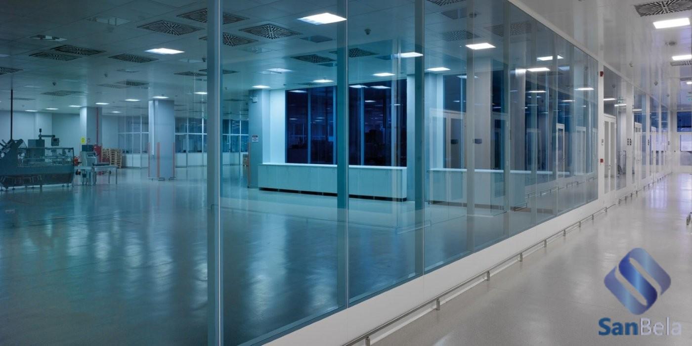 ГОСТ и ИСО Чистые помещения для микроэлектроники