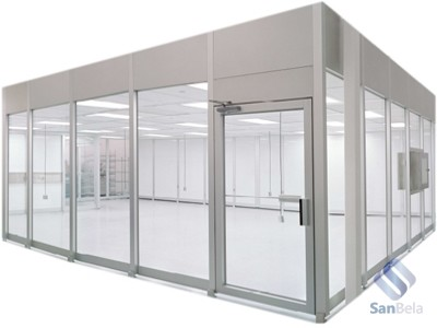 Модульная система чистого помещения