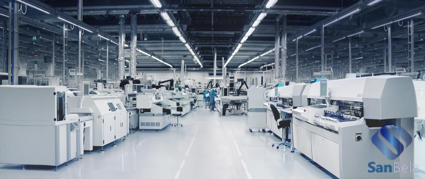 Чистые помещения для микроэлектроники
