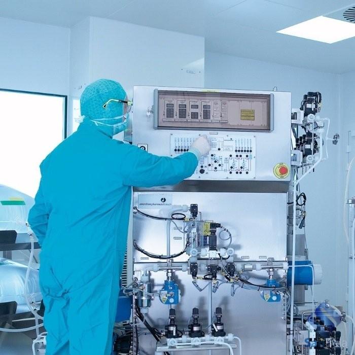 Чистые помещения для точной механики, гидравлики и пневматики