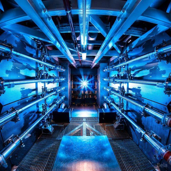 Чистые помещения для космической промышленности