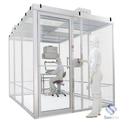 Модульные чистые помещения
