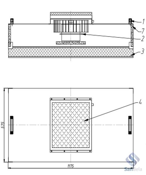 ФВМ чертеж