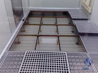 Напольные покрытия для чистых помещений