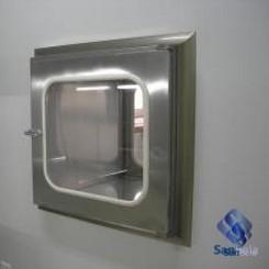пассивное передаточное окно для чистых помещений